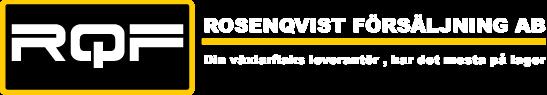 Rosenqvist Försäljning AB